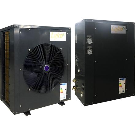 Luft-vatten värmepump 12,3kW Split - EVI