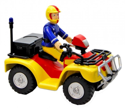 Brannmann Sam - Firehjuling