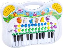 Övrigt lek Orgel med djurläten