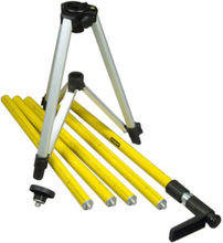 STANLEY 1-77-022 Laserstativ arbetshöjd 3,6 m