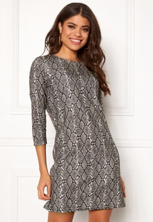 Sisters Point Gexi Tunic 053 Grey/Snake XS