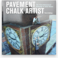 Dokument Press - The Three Dimensional Drawings Of Julian Beever - Multi - ONE SIZE