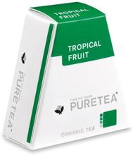 Tropical Fruit White Line 18 stuks