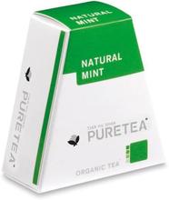 Natural Mint White Line 18 stuks