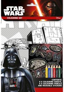 Star Wars fargeleggingsett
