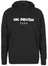 One Direction;One Direction: Ladies Pullover Hoodie/Four (X-Large)