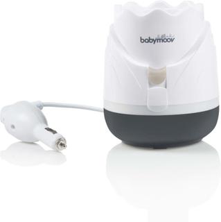 Babymoov flaskeopvarmer til hjem og bil Tulip 300 W/100 W hvid