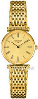 Longines L4.209.2.31.8 La Grande Classique De Longines Gulltonet/Gulltonet stål