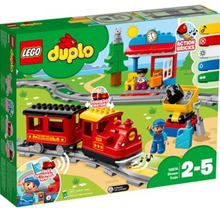 LEGO DUPLO 10874 LEGO® DUPLO® Ångtåg