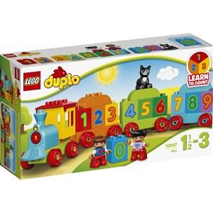 LEGO DUPLO 10847 LEGO® DUPLO® Siffertåg 12 months - 3 years