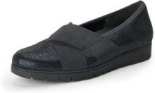 Loafers för kvinnor från Gabor blå
