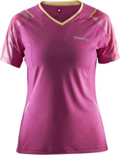 Craft Devotion SS Shirt W SMOOTHIE - Utgående Färg