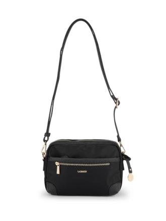 Väska för kvinnor från L. Credi svart