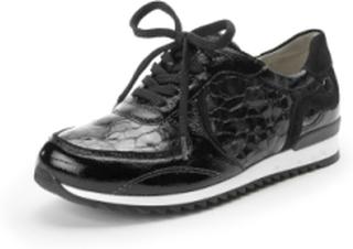 Sneakers för kvinnor, modell Hurly från Waldläufer svart