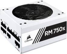 RM750x White v2 (2018) Netzteile - 750 Watt - 135 mm - 80 Plus Gold zertifiziert