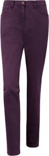 'Slim Fit'-jeans fra Brax Feel Good, model MARY Fra Brax Feel Good lilla