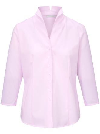Blus 3/4-ärm från Eterna rosa