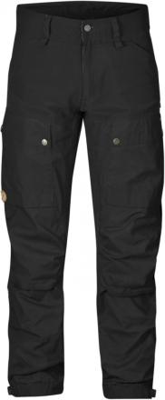Fjällräven Keb Trousers Regular Black-Black