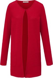 Strikfrakke Fra Uta Raasch rød