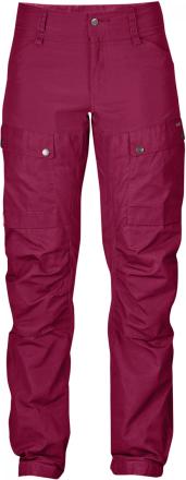 Fjällräven Keb Trousers W Short Plum
