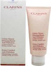 Clarins Extra-Comfort Anti-Pollution Cleansing Cream 200ml