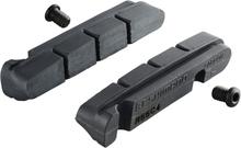 Shimano R55C4-A Kolfiber Bromsbelägg 1 par, För kolfiberfälgar, Ultegra