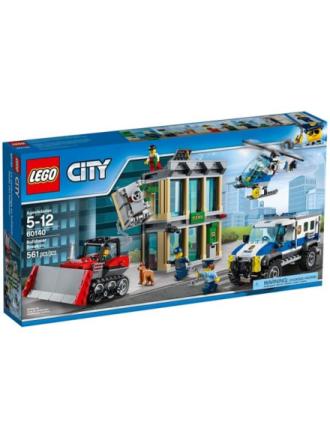City 60140 Bulldozer-indbrud - Proshop