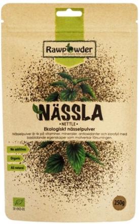 Rawpowder Nässelpulver 250 g