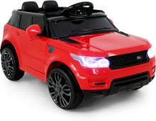 Elbil för barn 12V - Röd SUV 2x25W