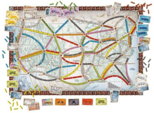 - Ticket to Ride USA