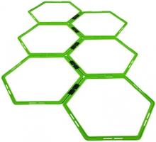 Tunturi Speed Agility Grid Set (6-pack), Tunturi Övrigt crossfit