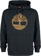 Timberland - Core Logo Tree Hoodie -Hettegenser - svart
