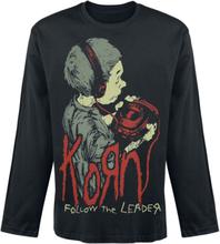 Korn - Walkman -Langermet skjorte - svart