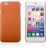 Frostat plast skal till iphone 5c - orange
