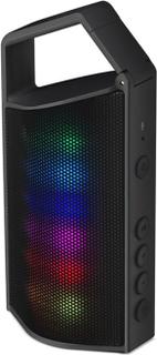 Högtalare Dancefloor Bluetooth Ledshow - Black