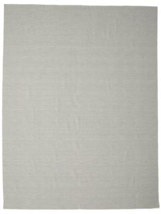 Kelim Loom - Grå matta 300x400 Modern Matta