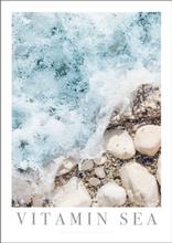 VITAMIN SEA - Poster 50x70 cm