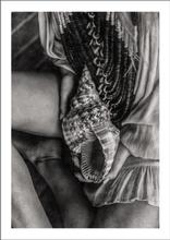 SEASHELL - Poster 50x70 cm