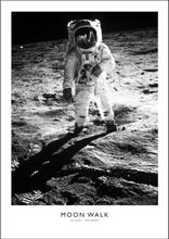 MOONWALK 1969 - Poster 50x70 cm
