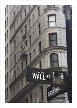 WALL STREET - Poster 50x70 cm