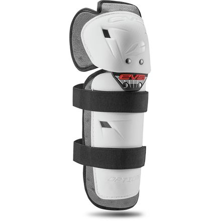 EVS Option Knee Guard Youth - White