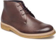 Alias Crepe Chukka Desert Boots Snøresko Brun ROYAL REPUBLIQ