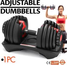 Adjustable Dumbbells 24kg Syncs SelectTech 1090 Adjustable Dumbbell Fitness Workouts Sports fitness equipment