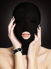 Ouch!: Submission Mask, svart