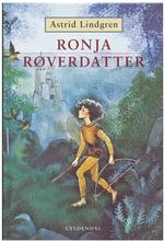 Ronja Røverdatter - Hardback