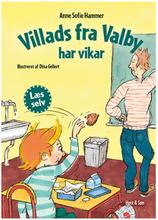 Villads fra Valby har vikar - Indbundet