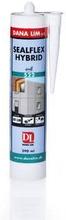 Dana Lim Sealflex Hybrid 522 byggefuge, Grå, 290 ml