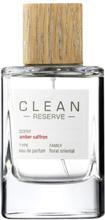 Clean Reserve Amber Safron EdP - 100 ml