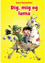 Dig, mig og lama - Indbundet