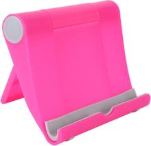 Justerbart ställ till mobil/surfplatta Rosa (Rosa)
